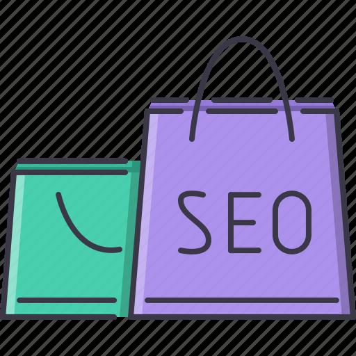 marketing, optimization, pocket, promotion, seo, site icon