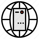 data, server