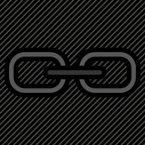 link, web icon