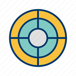 audience, market, success, target icon