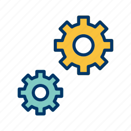 cog wheel, configure, setting icon