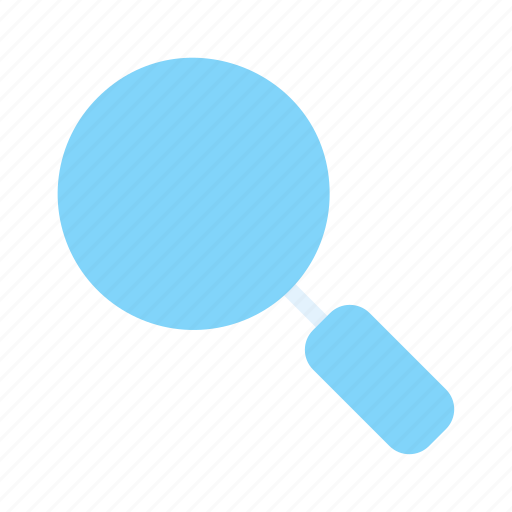 loupe, magnifying glass, search, zoom icon