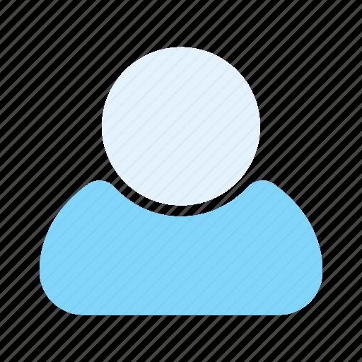 person, personal, profile, user icon