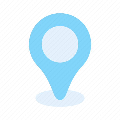 locate, location, pin, placeholder icon