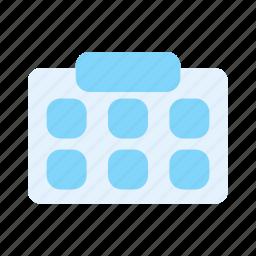 calendar, calender, date icon, mounth icon