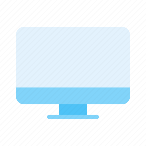 computer, desktop, imac, mac, monitor icon