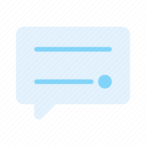 chat, communication, message, messenger icon