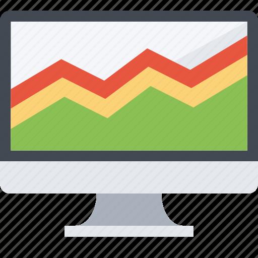 analytics, analyticschart, data, exchange, graph, monitoring, report, stock icon