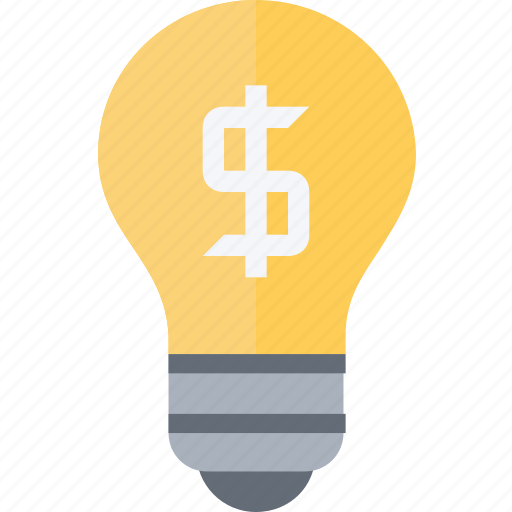 bulb, business, creative, idea, inspiration, light, plan, thinking icon