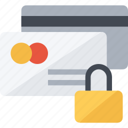 chip, creditcard, finance, lock, payment, secure, security icon