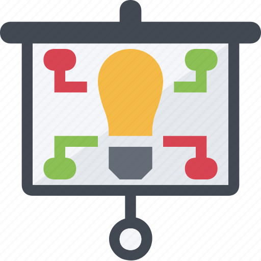 chalenge, goal, innovations, plan, planning, solution, strategy icon