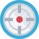 accuracy, aim, dartboard, focus, goal, hit, target, targeting icon