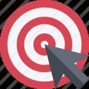 accuracy, aim, arrow, arrowgoal, bullseye, hit, success, target