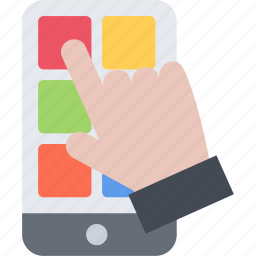 app, business, marketing, seo, startup icon