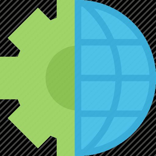 business, marketing, network, optimization, seo, startup icon