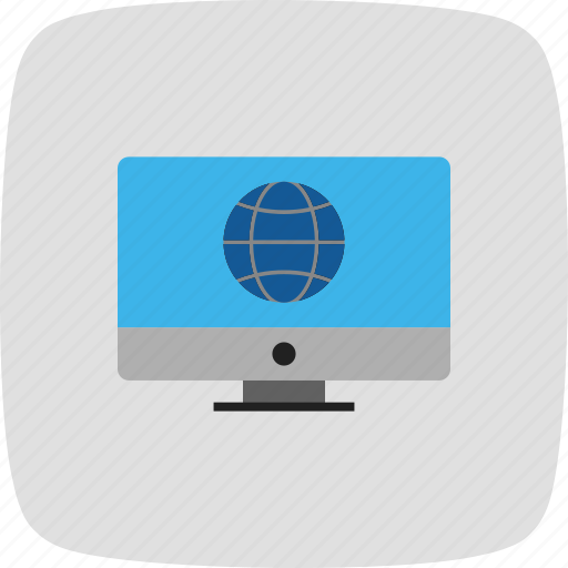browser, web, webpage, website icon