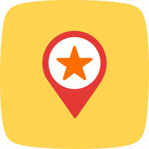 gps, location, pinpoint icon