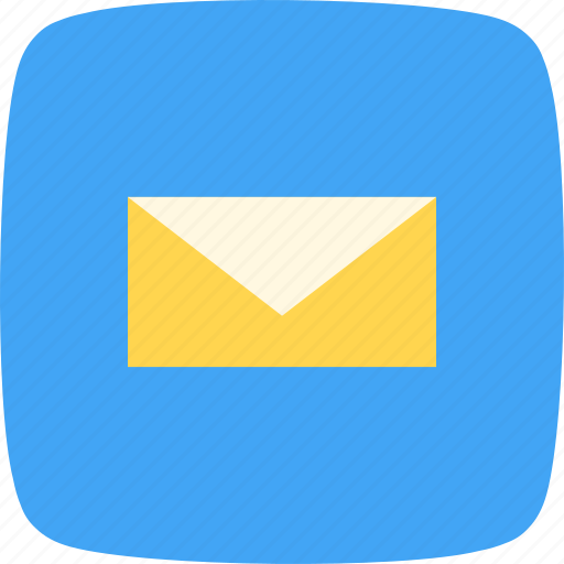 email, envelope, message, sms, text icon