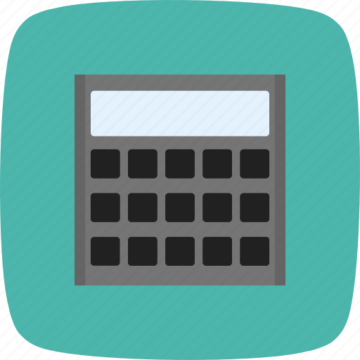 calculation, calculator, mathematics, maths icon