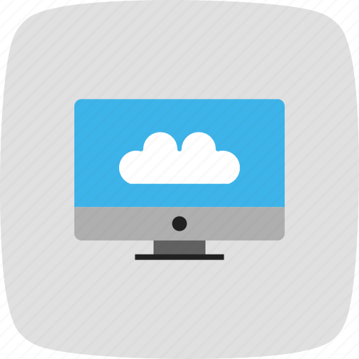 business, cloud, connected, drive, network, upload icon