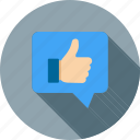 appreciate, feedback, gesture, good appreciation, hand, like, seo icon