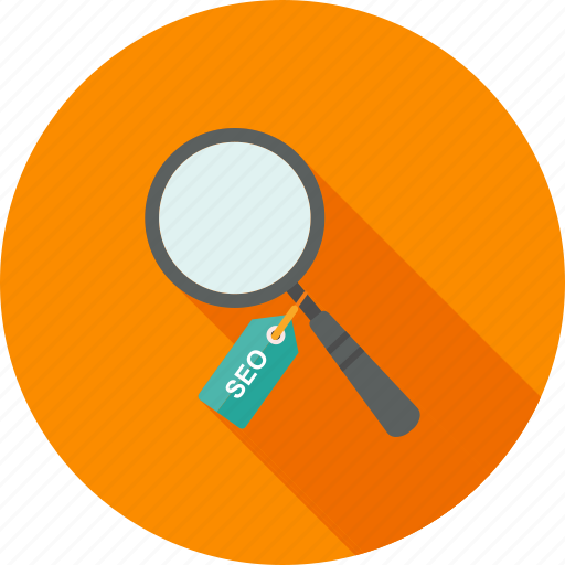 business, magnifier, magnifying glass, marketing, optimization, search, social media icon