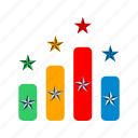 achievement, rank, reward, sign, traffic, traffic-rank, warning icon