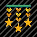 achievement, bookmark, mozrank, prize, star, verified, winner icon