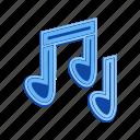 audio, instrument, music, referrer, referrer-string, string, volume icon