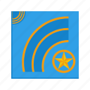 communication, interaction, rss, rss-feed, signals, wifi, wifi-signals icon