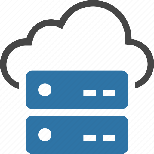cloud, data, database, server, storage, system icon