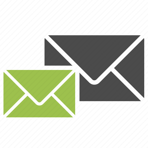 envelope, letter, mail, message, open, rss, subscribe icon