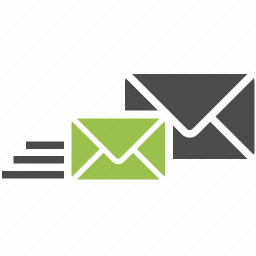 envelope, letter, mail, message, rss, send, seo icon