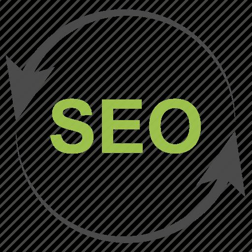 arrow, arrows, internet, marketing, seo, web icon