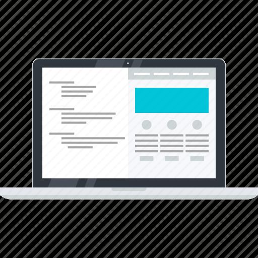 Coding, design, development, programming, website icon - Download on Iconfinder