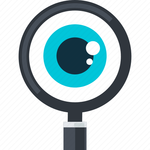 Control, eye, monitoring, search icon - Download on Iconfinder