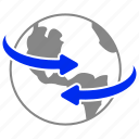 expansion, global, marketing, seo, solution, world icon