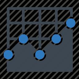 analytics, chart, graph, report icon