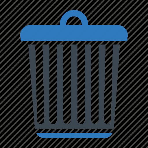 delete, garbage, remove icon