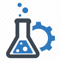 check, experiment, research, test icon