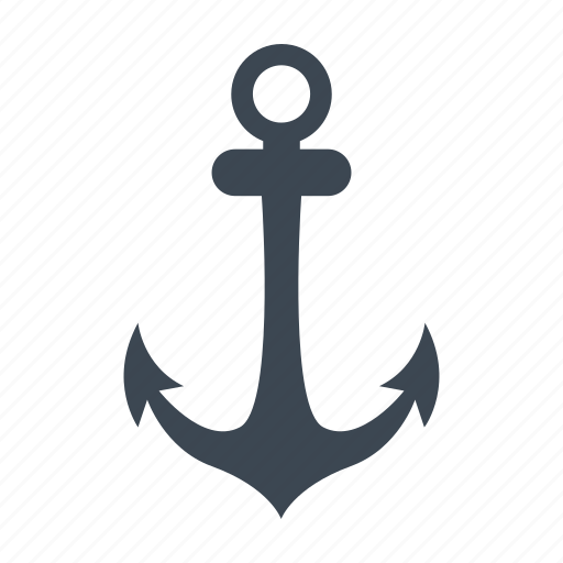 Anchor, nautical, link icon - Download on Iconfinder