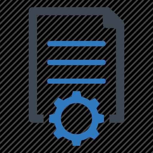 article, blog, content management, copywriting icon