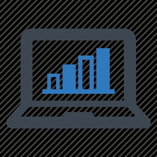 graph, monitoring, report icon
