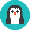 google, google penguin algorithm, penguin icon