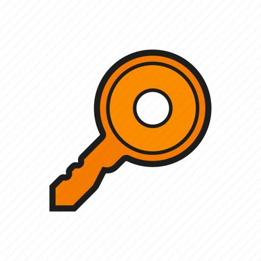 access, entry, key, master, password, private, unlock icon icon