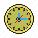 oclock, options, settings, time, tool icon icon