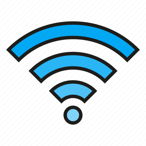 connected, connection, internet, set, wifi icon icon
