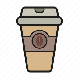 coffee, coffee mug, drink hot, hot icon icon