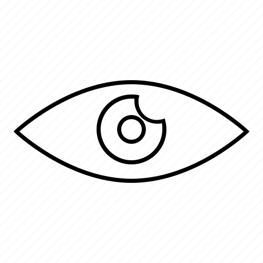 Eye, marketing, optimization, retina, seo, ui, web icon - Download on Iconfinder