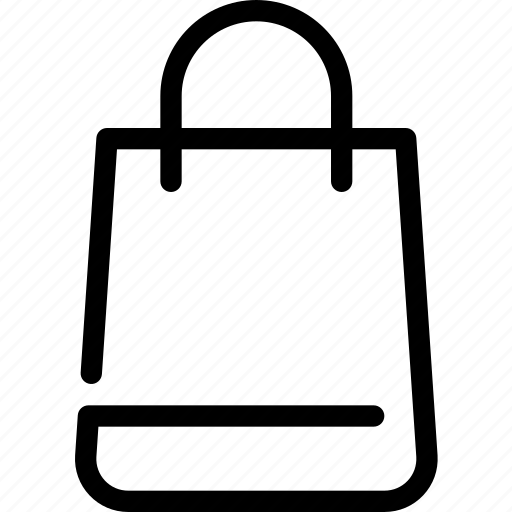 bag, basket, carryall, shop, shopping, store icon